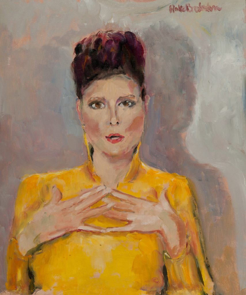 Anke Brokstra. Danseres/Dancer Euvgenia Parakhina. 50 x 60 2012