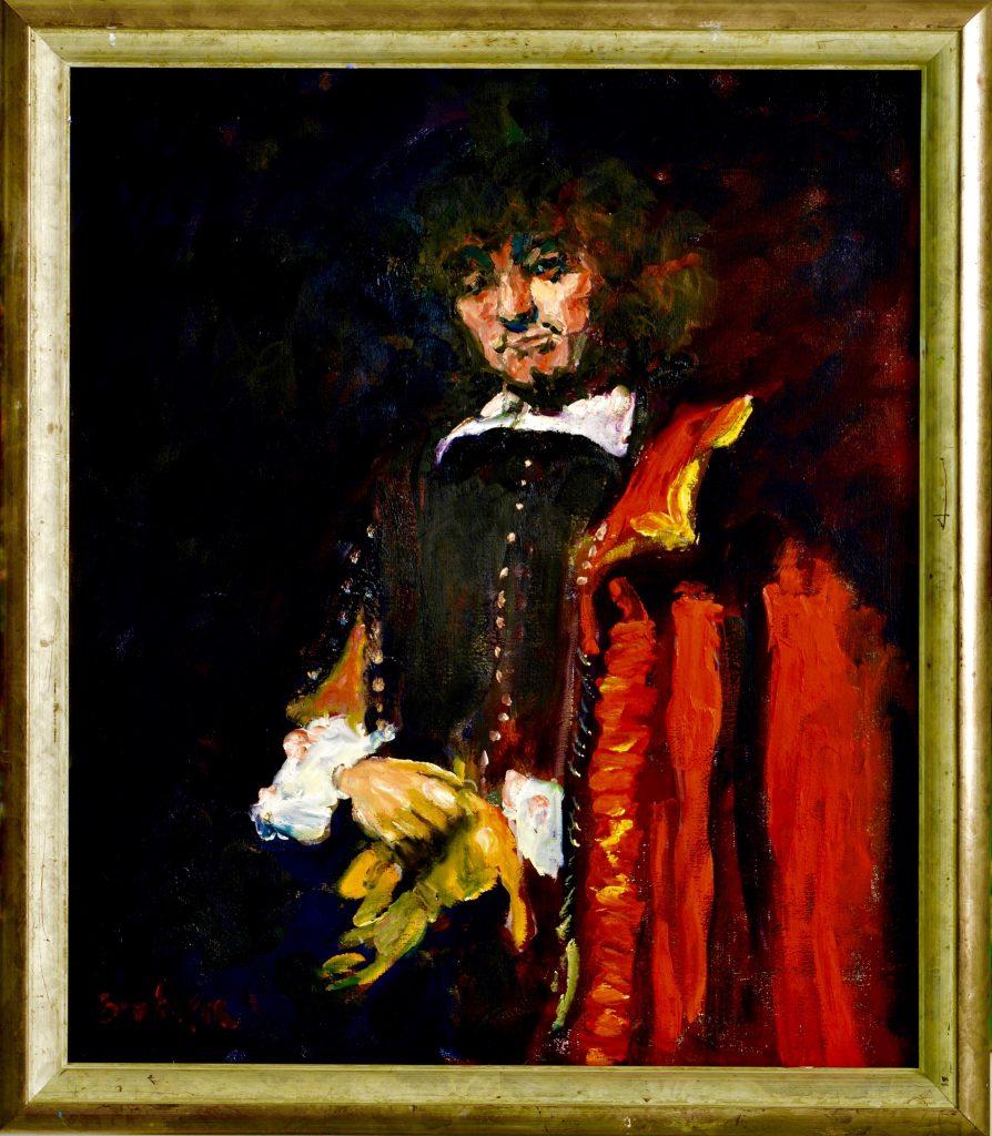 Anke-Brokstra_Tribute-to-Rembrandt-50-x-60-2017